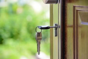 key in door - Matthew J. Scott - Property Investments